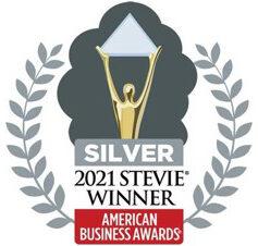 Silver 2021 Stevie Award Winner