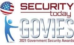 2021 Security Today Govie Award Winner