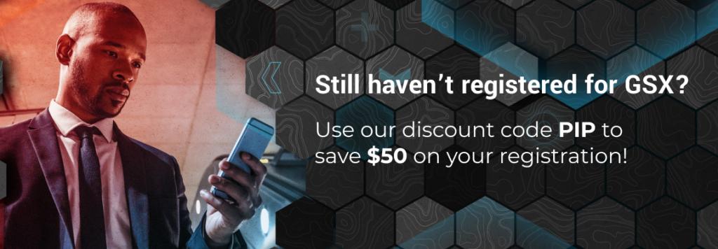 OnSolve GSX Registration Discount
